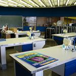 科学実験室