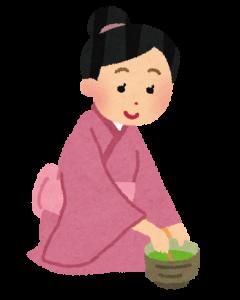 3月5日(日)春のお茶会